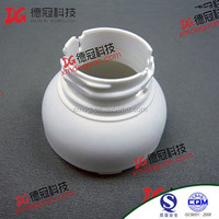 PC Custom Made Plastic LED Lamp Cover With High Quality T8 Fluorescent Lamp Socket