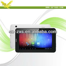 ZXS-3G Android Tablet PC with Allwinner Boxchip A10,WIFI,ROM 4GB,Bluetooth,3G Phone Calling Mini PC MID A13-747