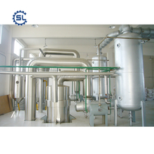 Soybean Cake Solvent Extraction Equipment Process/Oil Physical Refining Equipment/Oil Extractor Machine