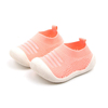 Summer baby shoes soft bottom toddler shoes fly woven breathable mesh boys and girls shoes