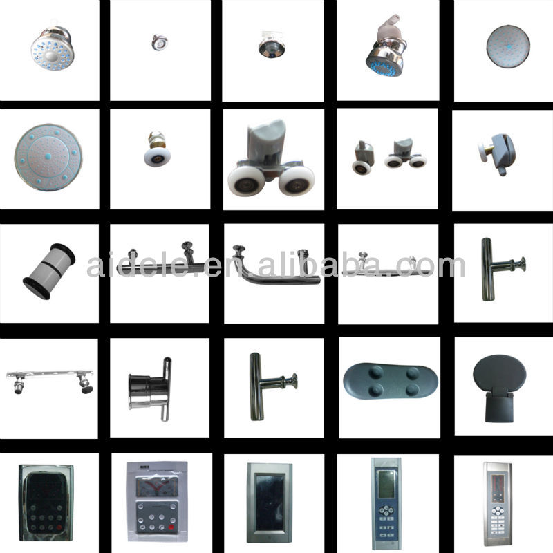 new type cheap best selling luxury enjoyable massage shower room/shower cabin