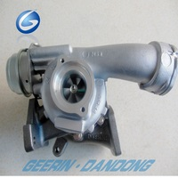 Geerin turbocharger GT1749V 729325-5003S for Volkswagen T5 Transporter 2.5 TDI with AXD Engine