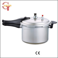 New styles model save energy Aluminum camping largest pressure cooker