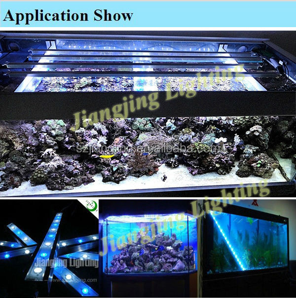 high power IP68 waterproof led aquarium light bar