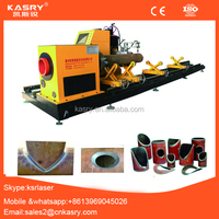 cnc pipe profile cutting machine for 12mm thickness pipe cutter KR-XY5
