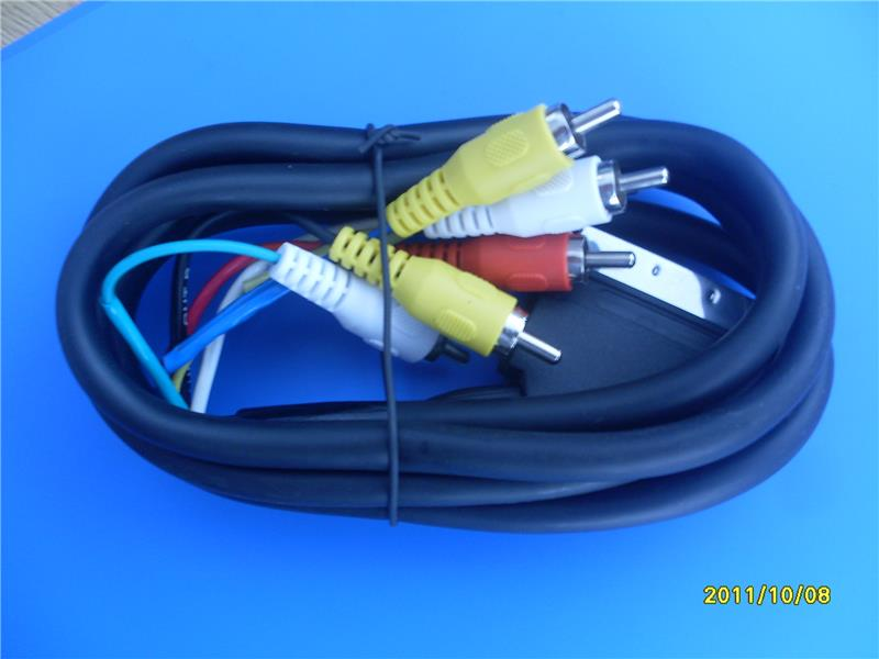 Optical cable,toslink to optical adapter cable RCA cable