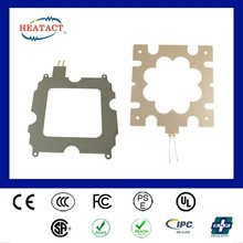 MA01 Taiwan customized high frequency Mica tape Sheet heater