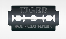 High Quality Tiger Carbon Steel Safety Razor Blades (SLOTTED) for Africa and India market