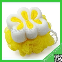 Wholesale sponge rubber foam roll, flower sponge shape