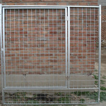 Hot dipped galvanized 1.8x1.2m Dog Kennel / Metal Dog panels