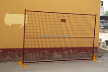 6x10feet Canada Standard Powder Coated Temporary Fence/Construction Tem Fence Panel