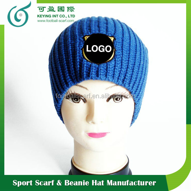 New Winter Beanies Solid Color Super Thick Warm unisex wool hats for men