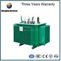 63kva 15kv IE standard power transformer manufacturer 15kv oil-immersed transformer
