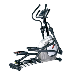 Easy installed luxurious commercial elliptical cross trainer bike