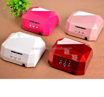 High Quality 36w ccfl nail led uv lamp with CE ,uv led nail lamp For Led Nail