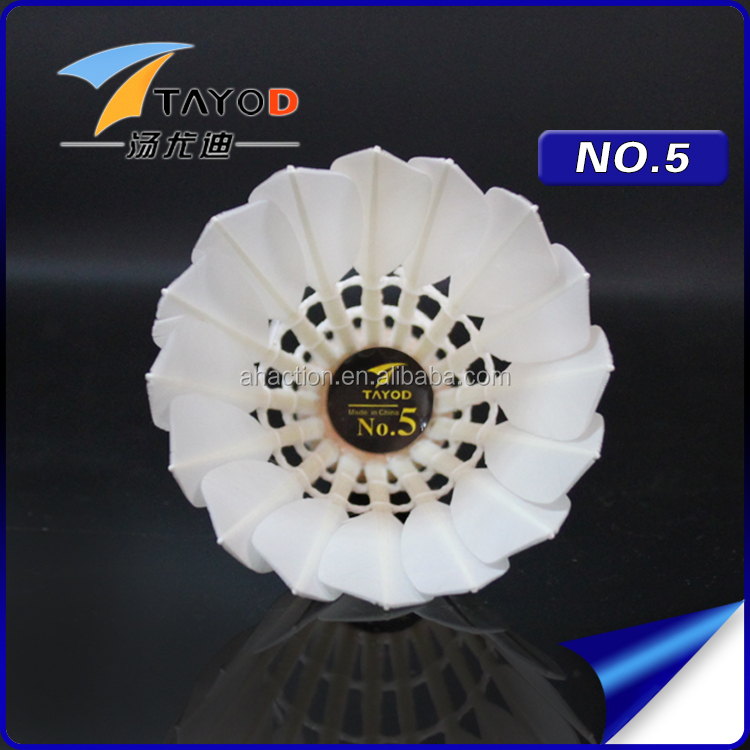 N-5 Paypal Accept Cheap and Good Badminton from chinese factory