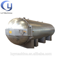 Best selling products thermal wood machines thermo treatment plant thermowood machinery