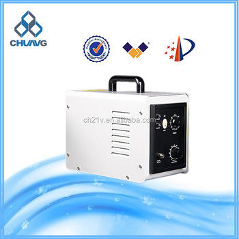 Wholesales small 3g 5g cold corona discharge ozone generator