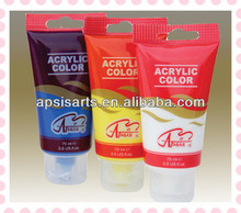 Fashion colorful acrylic /venus acrylic colors