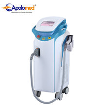 810nm Diode laser depilation laser hair removal machine HS 811 by shanghai med apolo