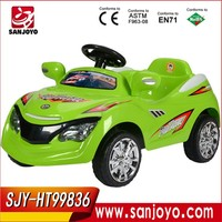 New arriving Battery Operated Ride on Car toy nice Ride on Car with music different colors mix packing HT-99836