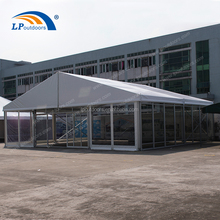 Outdoor large aluminum frame wedding marquee party tent for event