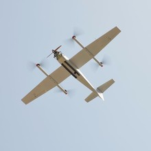 Long Endurance Fixed Wing UAV