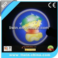 new good quality led emblem car logo for liwin car