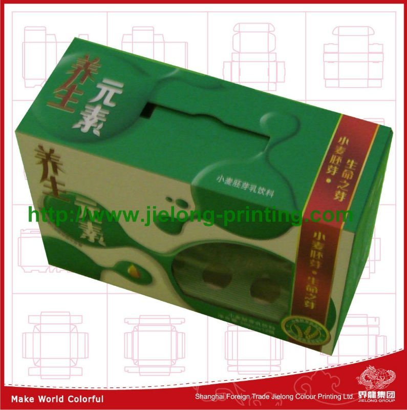 manufacture milk package carton