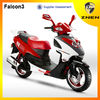 2017 Falcon motor scooter Best sell 50cc moped sport gasoline scooter