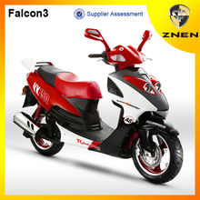 Falcon motor scooter Best sell 50cc moped sport gasoline scooter