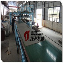 ISO CE certificate fiber cement board full automatic solar panels production line