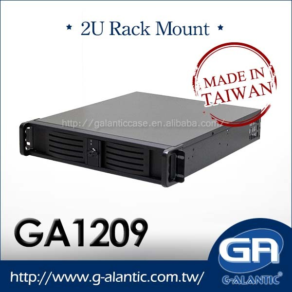GA1209 - 2U Compact Server Rackmount Chassis, industrial pc case