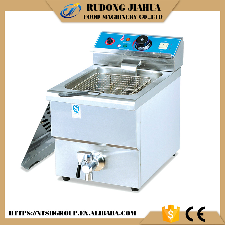 comercial counter top electric fryer DF-12L