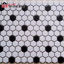 Project best choice hexagon ceramic mosaic for kitchen,bathroom,restaurant