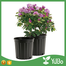 Hot sale plastic plant containers large plastic gallon pots for nursery plant