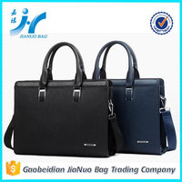 Top selling business men briefcase leather laptop bag briefcase