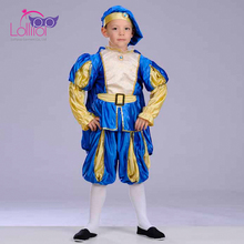Children's play dress up clothes arabian prince fancy dress costumes for boys