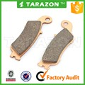 Motorcycle Offroad Brake System Front Brake Pads For YZ125 YZF250