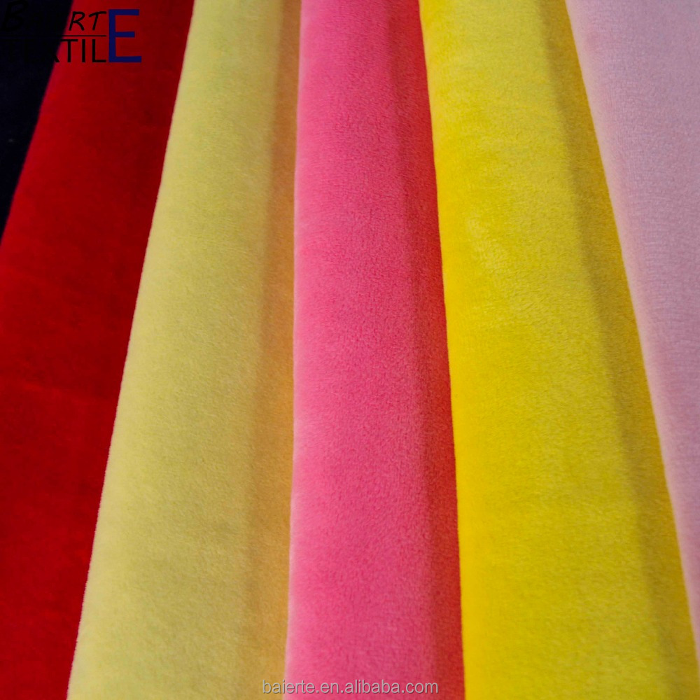 100% Polyester Good Quality Hosiery Fabric Material