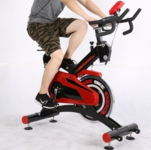 Online spinning bike Commercial Cardio Gym equipment machine Indoor Cycling for sale