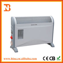 Sales Promotion Best Electric Room Heater Pictures With TURBO-Fan&Timer