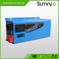 Pure Sine Wave Inverter 6KW Off Grid Inverter with High efficiency for solar energy system