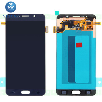 New Arrival For Samsung Galaxy Note 5 LCD Screen Digitizer, LCD Display For Samsung Note 5 N920 Assembly