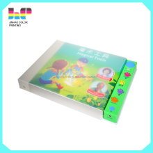 children sound board book,children boardbook printing services