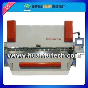 Pole bending machine, profile rolling machine, sheet bender, Bending Press Brake Machine