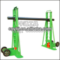 3T Trapezoid cable pay-off stand