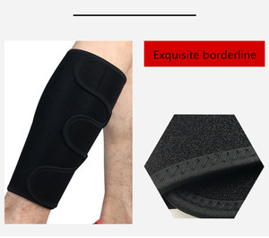 2018 Factory direct sale Neoprene Basketball Sport Compression Protect Leg Sleeve Calf support