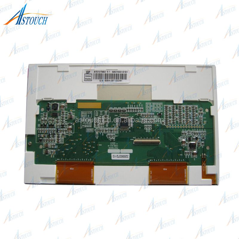 AT080TN64 800*480 INNOLUX 8 inch tft lcd display 500:1
