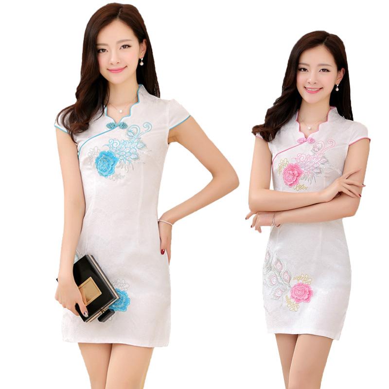 Cheap Cheongsam Dress Plus Size Find Cheongsam Dress Plus Size